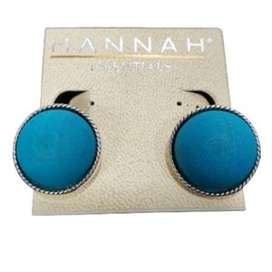 4/$24 Hannah New Clip On Earrings